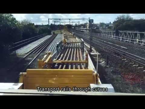 Rail Transport System (Rail Carrier) Part 2