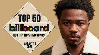Top 50 • US Hip-Hop/R&B Songs • January 11, 2020   Billboard-Charts