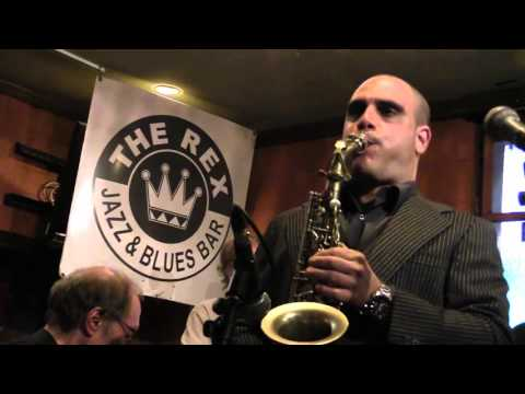 LUIS DENIZ & GREG OSBY;  Bigfoot / Charlie Parker