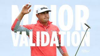 Major Validation - Gary Woodland Switched to Pro V1 Golf Ball and Won the U.S. Open
