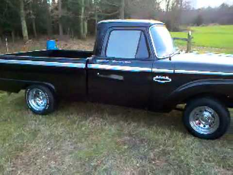 1965 Ford Truck >> 1965 Ford Truck Youtube