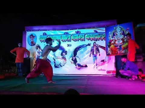 Hey Ganaraya - Disney's ABCD 2 - Varun Dhawan Ganpati Mahotsav Khadda Dance Indal