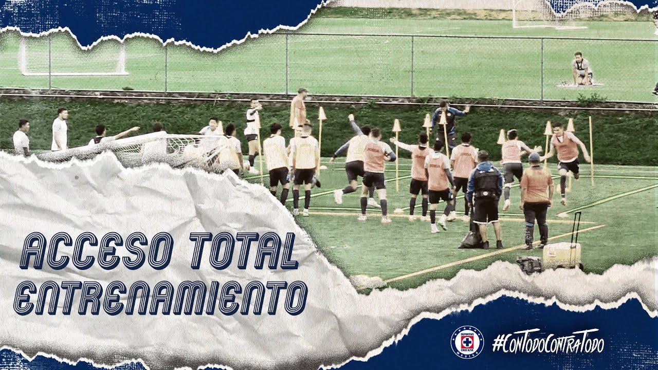 Acceso Total l Entrenamiento 06 de Julio.