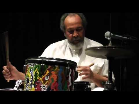 Milford Graves and Joe McPhee (LIVE, Chicago, 3/13/2014) pt II
