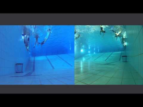 Luxembourg Underwater Rugby (Training 17/09/2014)