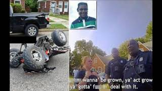 15 YEAR OLD DAMON GRIMES, SHOT BY OFFICER WITH A TASER WHILE RIDING ATV, LEADING TO HIS DEATH