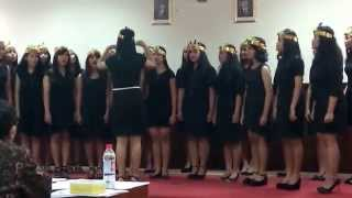 Stece Female Choir - Indonesia Pusaka