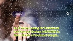 Arwood Junk Removal and Hauling Service in Fort George Island FL Area near Jacksonville