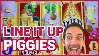 🌿👬  WINNING w Slot Traveler & Windy City Frenzy in Vegas ✦ Gold Bonanza & 8 Petals Slot Machines