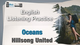 Learn English Quiz | Oceans, Hillsong United [Improve your English vocabulary and listening]