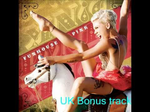 Pink -Boring (UK bonus track) with lyrics