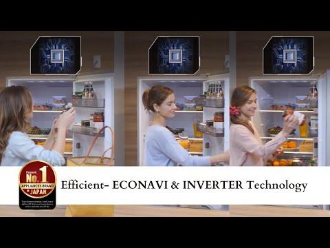 ECONAVI INVERTER - Panasonic Refrigerators