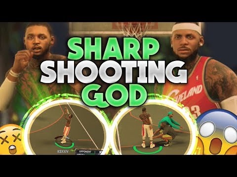 NBA 2K17 MyPARK - Another 21 Point Game!! Back To Back PERFECT Games! THE SHARPSHOOTING GOD!