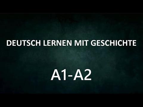 Deutsch Lernen mit Geschichte für Anfänger #10 | Learn German With Stories