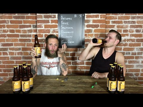 Beer Me Episode 84 Omission Gluten-Free Lager Review