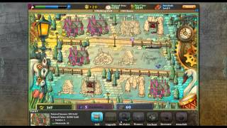 Build-a-lot: Fairy Tales: Walkthrough Level 9