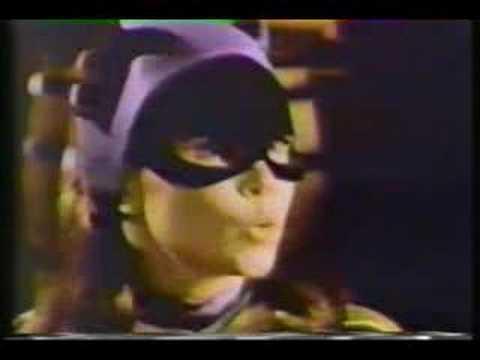 Batgirl PSA