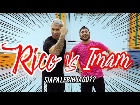 RICO VS IMAM. PIVOT MANA YG LEBIH JAGO? TIPS PIVOT!