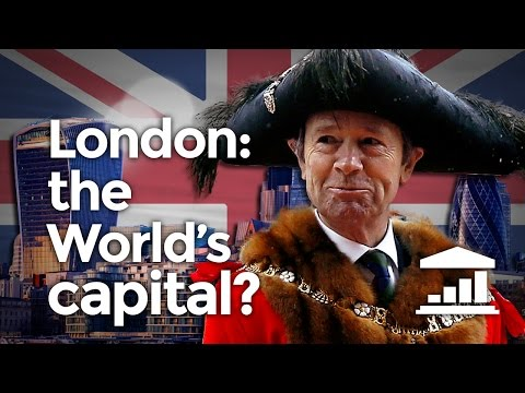 Why LONDON grows faster than NYC? - VisualPolitik EN
