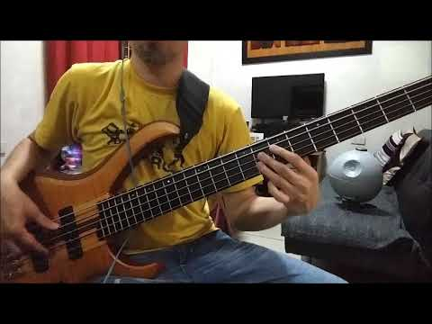 Sing - Israel Houghton (bass Cover)
