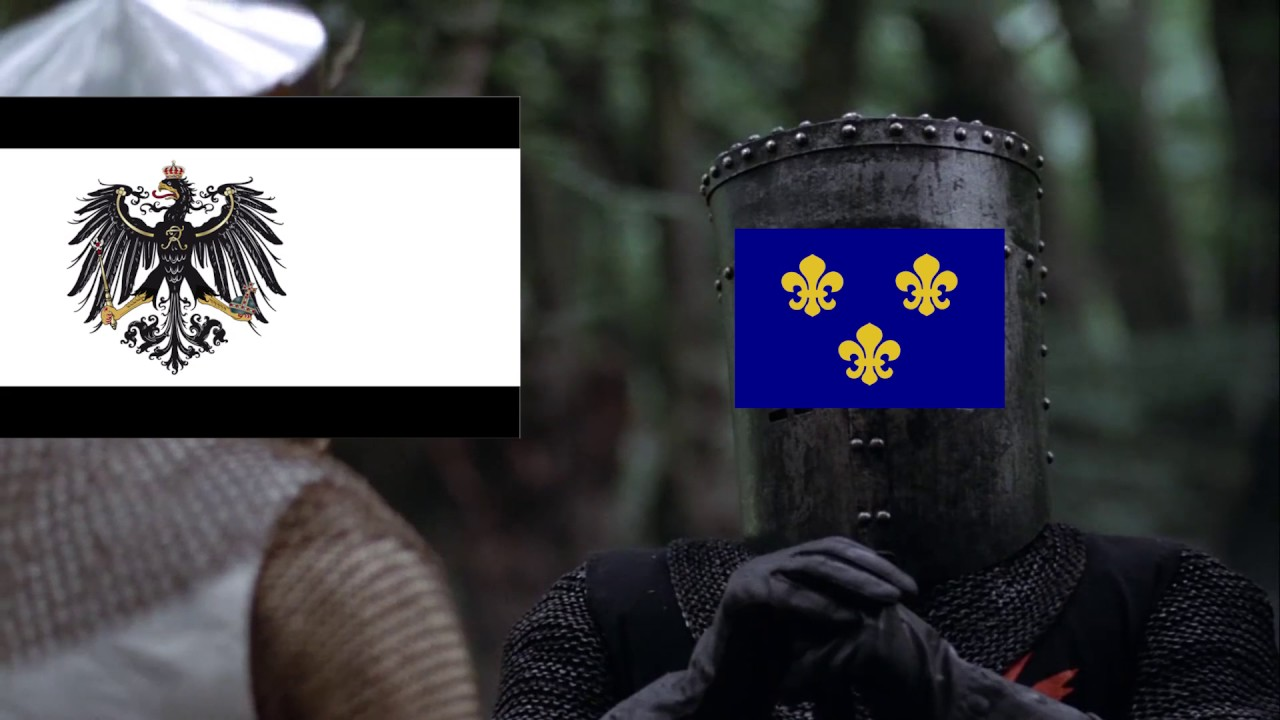 War Between Prussia And France Euiv Meme Youtube
