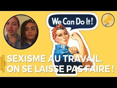 [France] Sexisme au travail : on s'laisse pas faire !