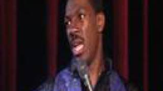 Eddie Murphy Raw - Taking A Shit