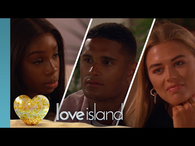 Yewande Confronts Danny and Arabella | Love Island 2019