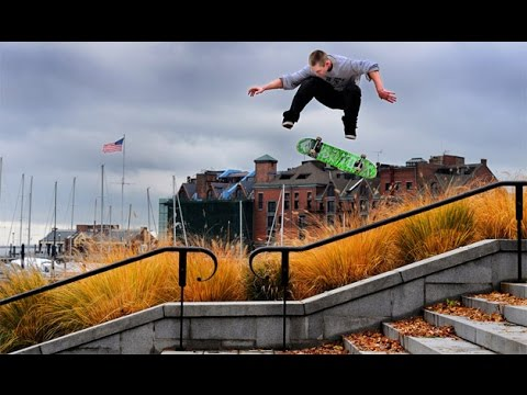 BEST SKATEBOARDING TRICKS 2017 || #25