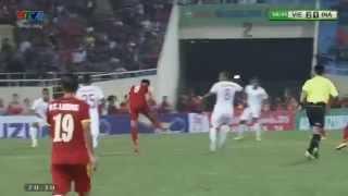 AFF Cup 2014: Siêu Phẩm của Ngọc Hải và Công Vinh