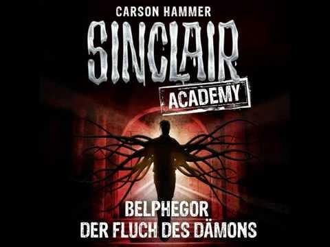 Carson Hammer, Sinclair Academy - Folge 01