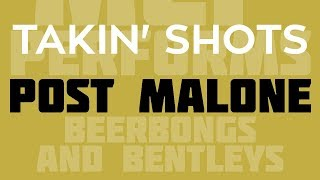Takin Shots - Post Malone cover by Molotov Cocktail Piano