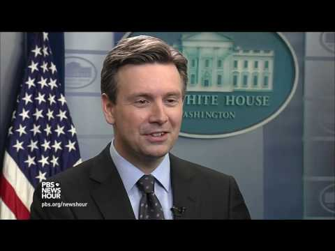 How Press Secretary Josh Earnest made sure he knew what Obama was thinking
