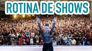 Baixar MINHA ROTINA EM DIA DE SHOW! | Rafa Gomes