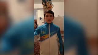 Видео-привет молодёжной сборной Казахстана