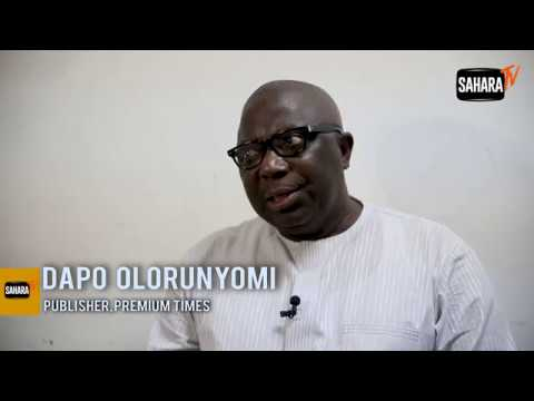 Nigeria Has Not Shown Interest In Those Involved In Panama & Paradise Papers - Dapo Olorunyomi