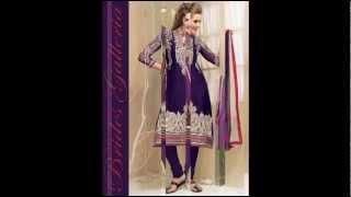 latest churidar kameez collection Thumbnail