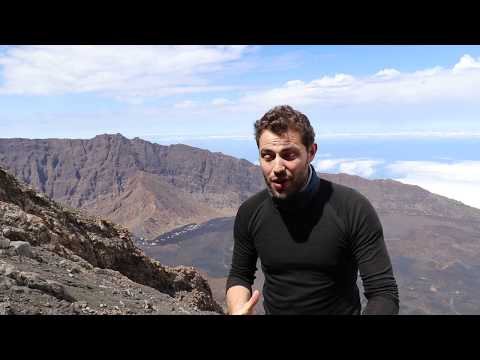Cape Verde - Video Report from Pico do Fogo