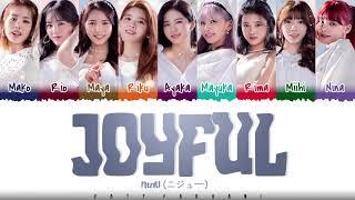 NiziU - Joyful