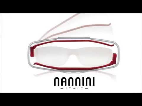 cc370f13e3 Lentes Nannini de lectura en Artemis Libros - YouTube