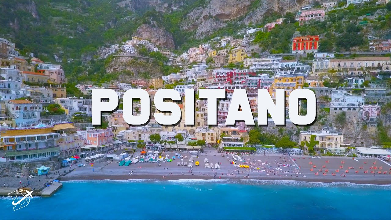 Amalfi Coast Positano Ravello Sorrento Italy Travel