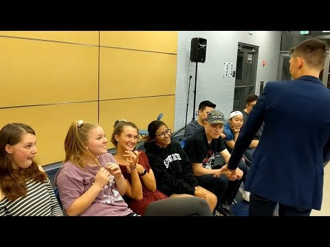 They Think I'm Super Attractive | High School Hypnosis Show