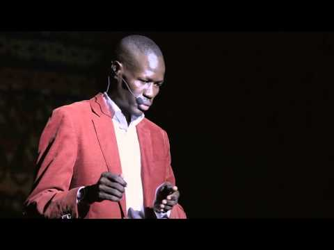 Harnessing innovative technology to open access to law and justice. | Gerald Abila | TEDxKampala