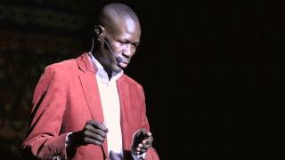 harnessing innovative technology to open access to law and justice gerald abila tedxkampala