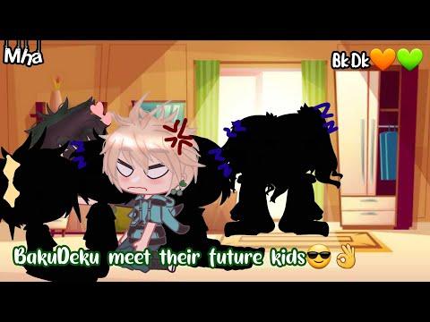 BakuDeku meets their