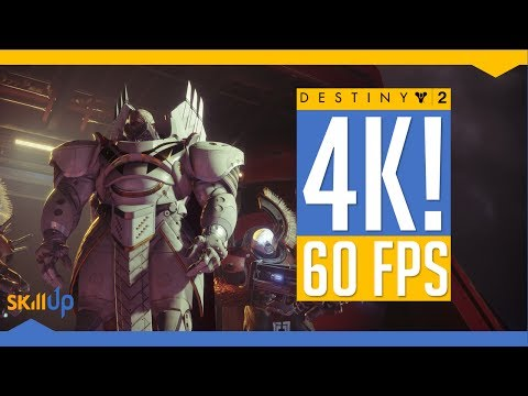 Destiny 2 | PC gameplay at 4k resolution, 60 FPS + impressions!