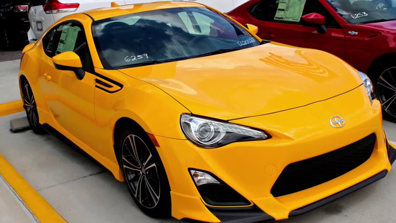 2015 scion fr s release series 1 0 walk around youtube. Black Bedroom Furniture Sets. Home Design Ideas