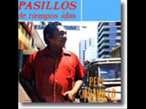 Pepe Jaramillo - Ausencia - Colección Lujomar.wmv