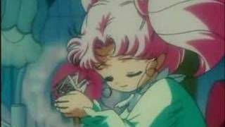 Chibiusa and Helios- My Valentine