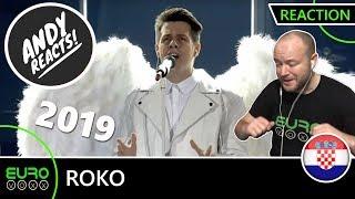 Roko will be representing Croatia at Eurovision 2019 in Tel Aviv wi...